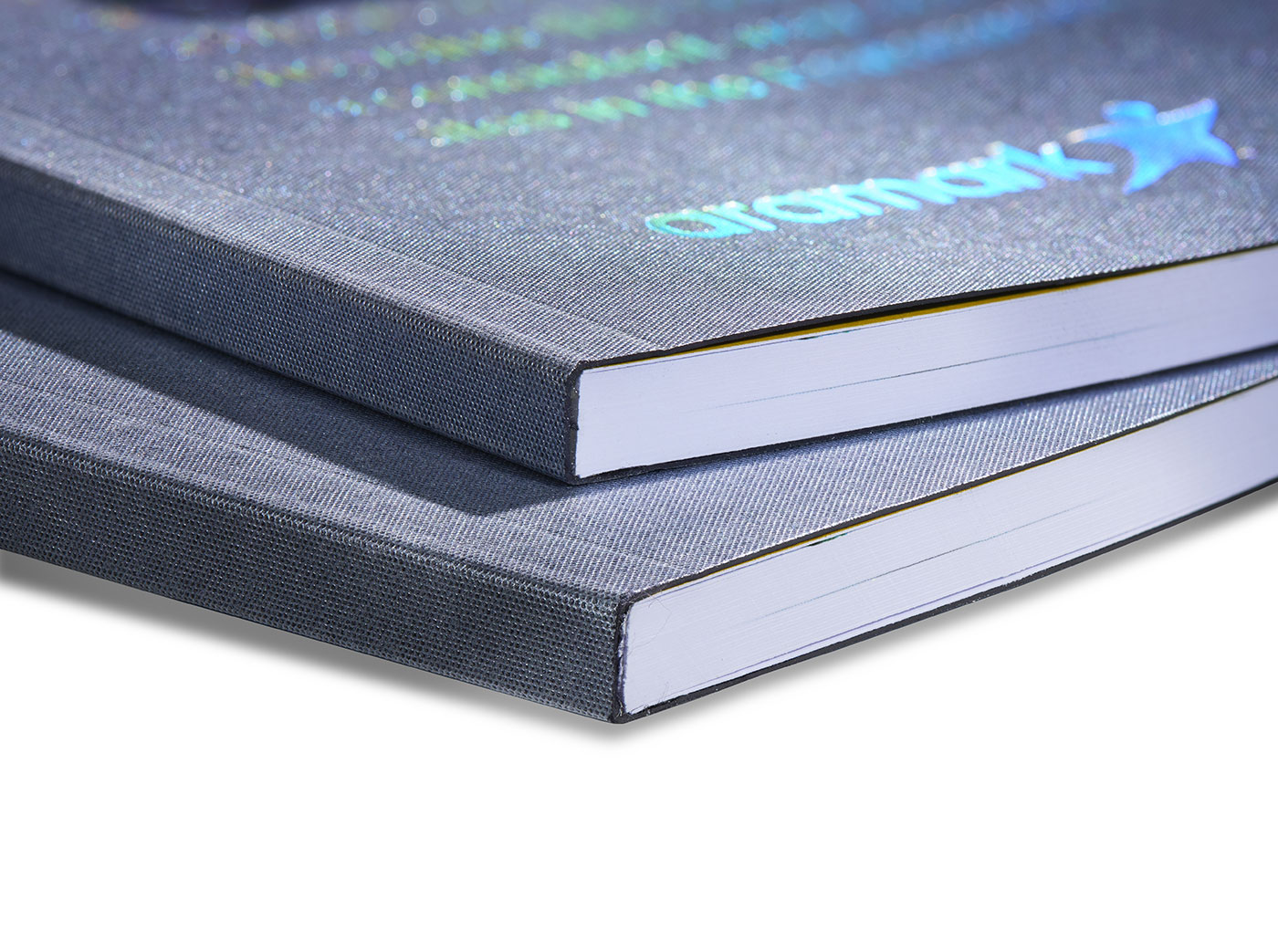 perfect case bound brochure printing