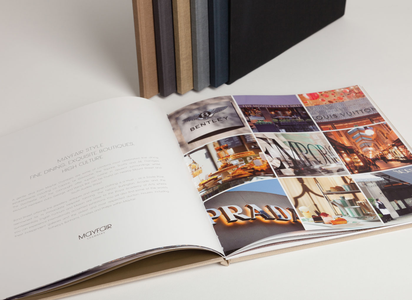 Brochures - Mayfair Chambers