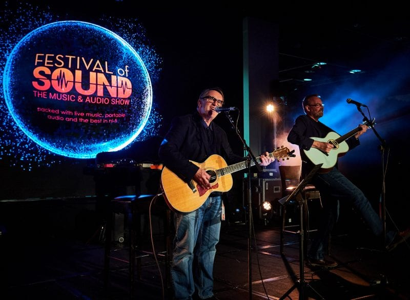 Music at Festival of Sound 2018