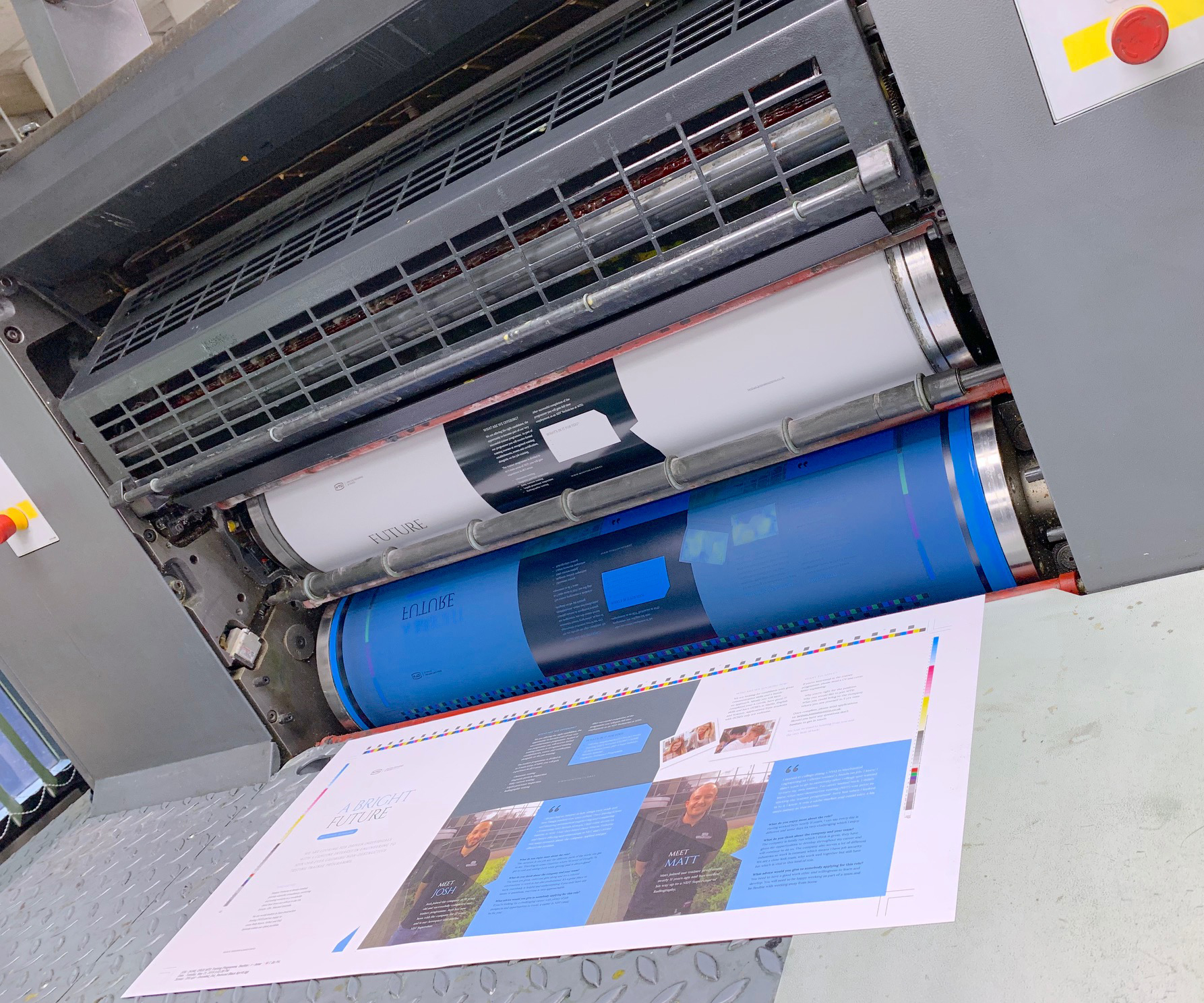 Litho Printer