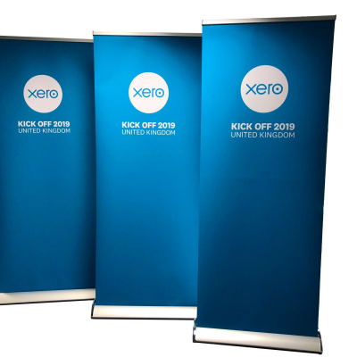 Xero<br>Pull up Banner