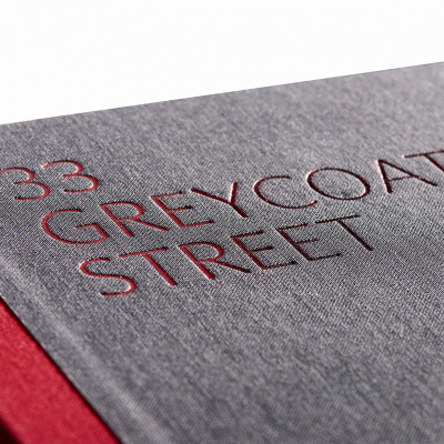 Greycoat<br>Case Bound Book