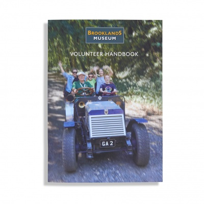 Brooklands Museum<br>Brochure