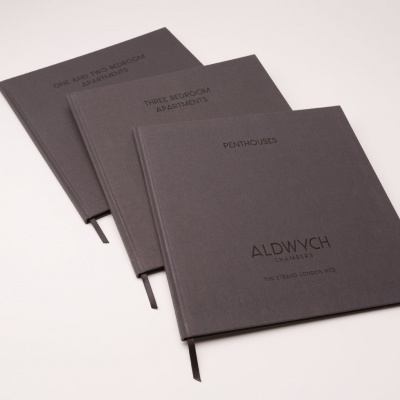 Aldwych Chambers<br>Case Bound Books