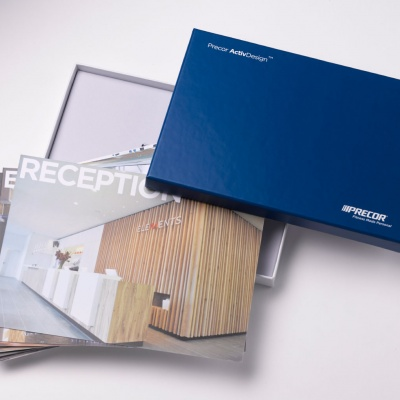 Precor<br>Box & Postcards