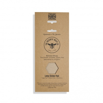 The Beeswax Wrap Company<br>Packaging Sleeve