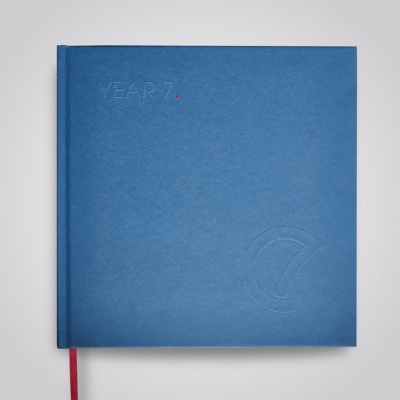 C7 Architects<br>Case Bound Book