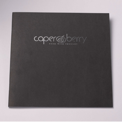 Caper & Berry<br>Brochure