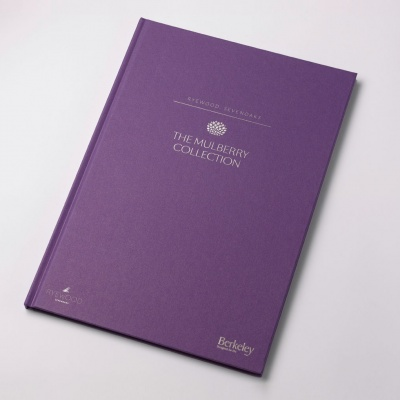 The Mulberry Collection<br>Case Bound Book